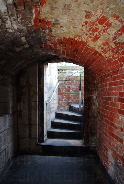 Inside the Round Tower