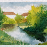 Little Stream, Hertfordshire