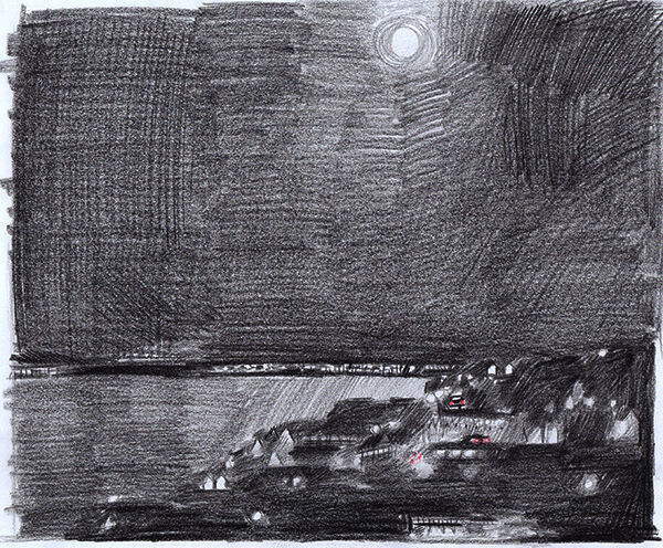 St Ives Night