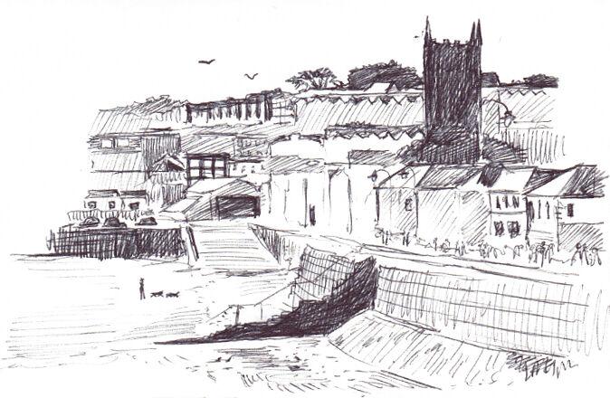 St Ives in Pen
