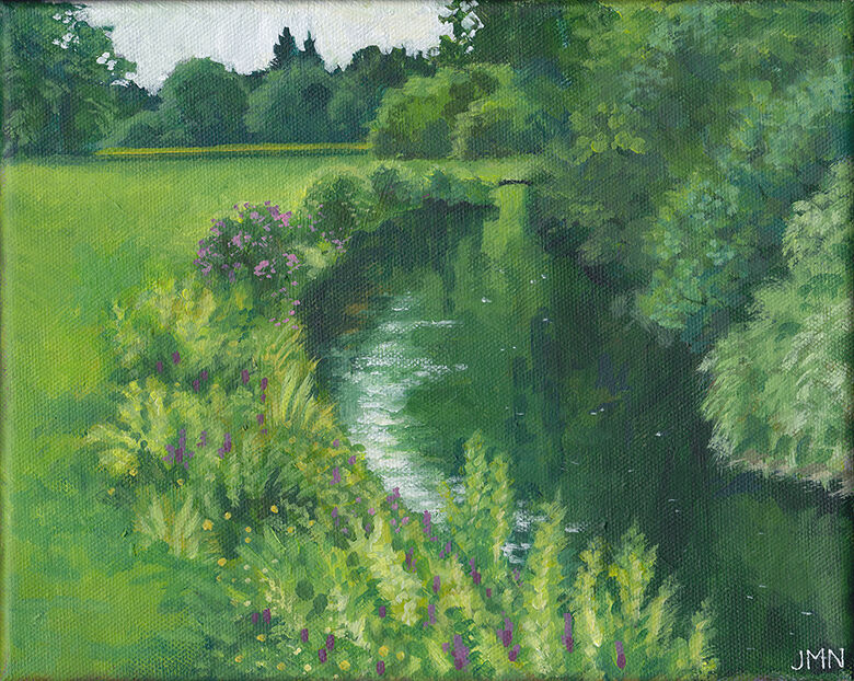 The River Beane, August