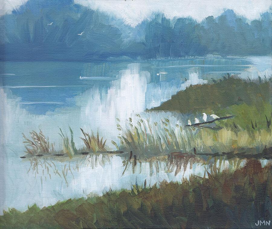Water's Edge, Amwell