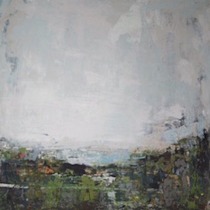 Small Bay - 60x60cm on canvas SOLD