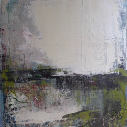 Silent Storm - 50x50cm on canvas