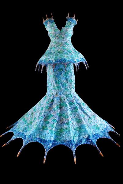 Bubble wrap dress 600