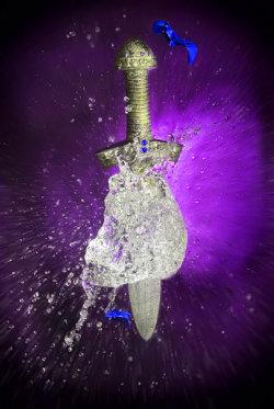 Violet Water Fantasy
