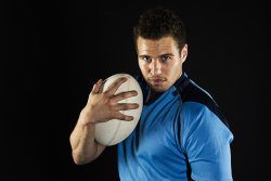 Adam Rugby Player