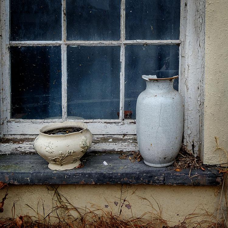 Aberaeron window