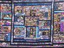 Japanese quilt 185 x 170