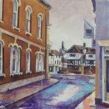 romsey street scene II