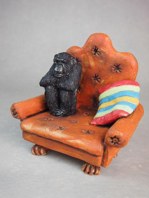 Chimp Chair! 2018