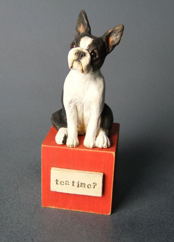 Boston Terrier Miniature.