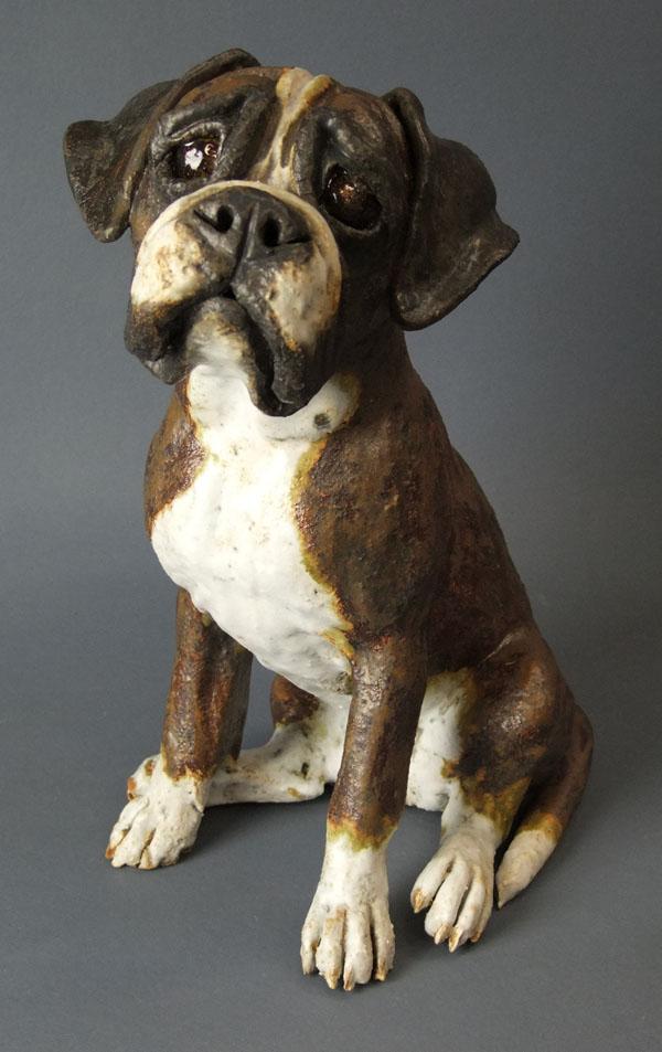 Boxer Dog 2012