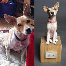 Ellie, Miniature Commission 2015