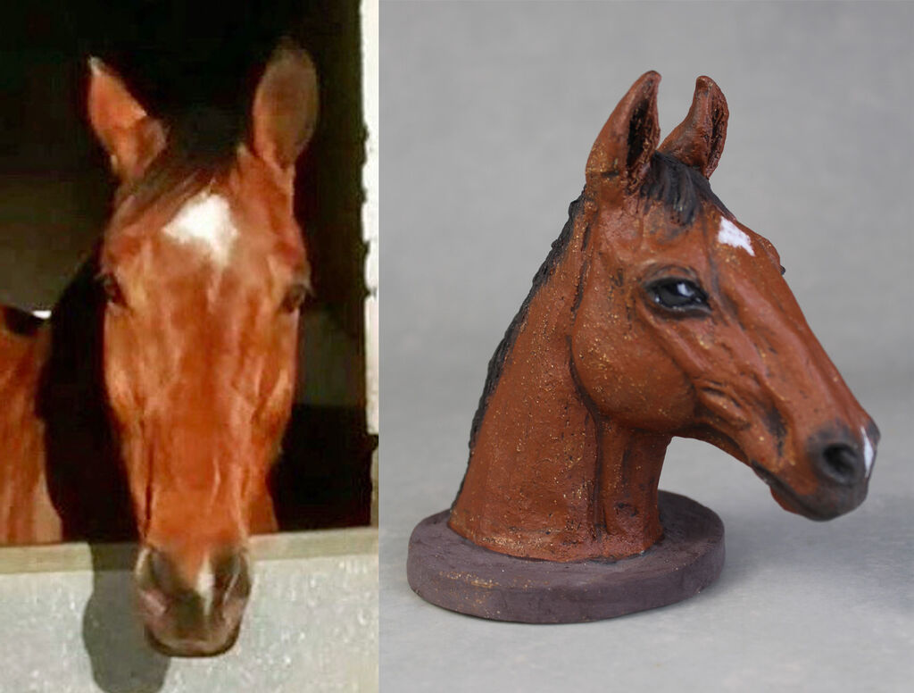 Horse Head Commission 2020