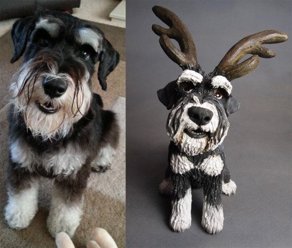 Milo Deer! Commission 2014