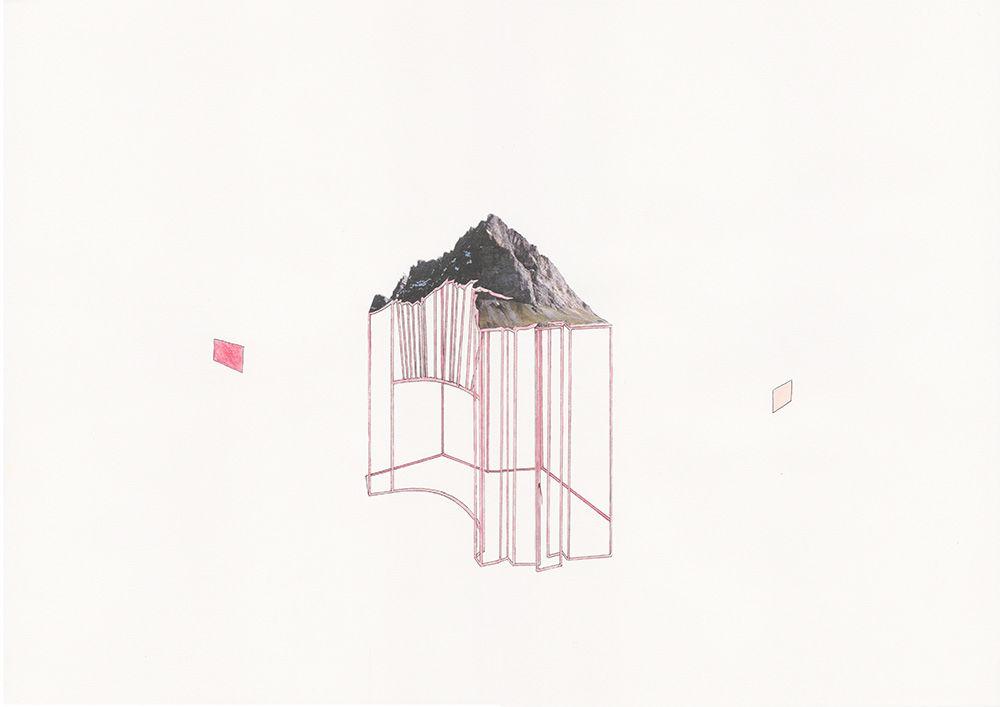 Peak series (Pink) (2016)