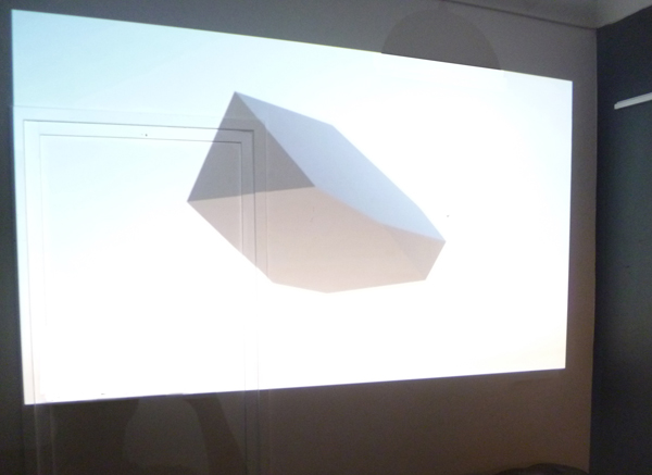 A Tension (2013) (Installation view)