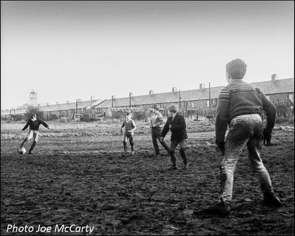 Young Footballers Bedlngton Northumberland