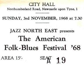 Folk Blues Festival 1968