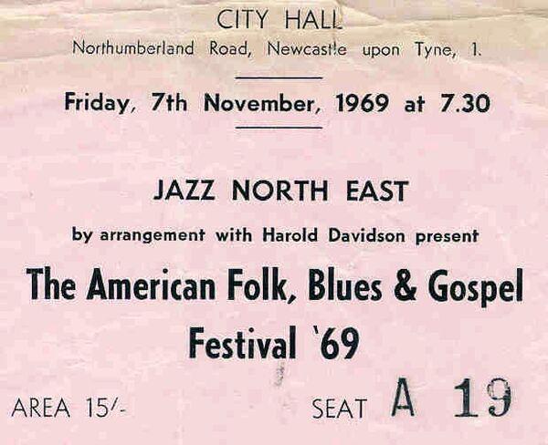Folk Blues Festival 1969