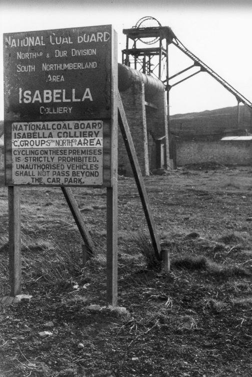 Blyth Isabella Colliery