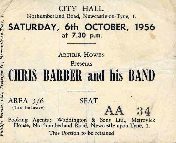 Chris Barber 56
