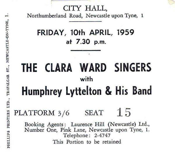 Clara Ward Singers
