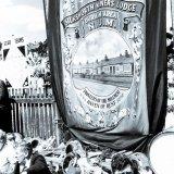 Durham Miners Gala  Silksworth Banner