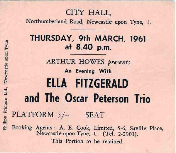 Ella Fitzgerald Oscar Peterson