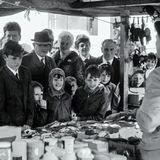 Newcastle Quayside Market joke stall
