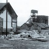 North Seaton Colliery row demolition
