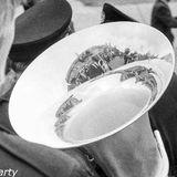 Northumberland Miners  Picnic bandsman
