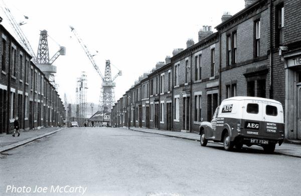 Wallsend Gerald Street top