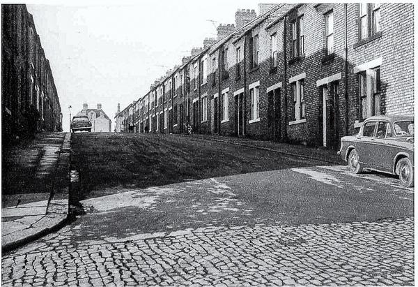 Wallsend Gerald Street bottom