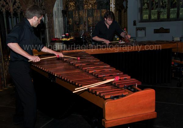 O Duo in St Saviour's Church