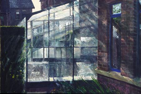 Sunlit Greenhouse