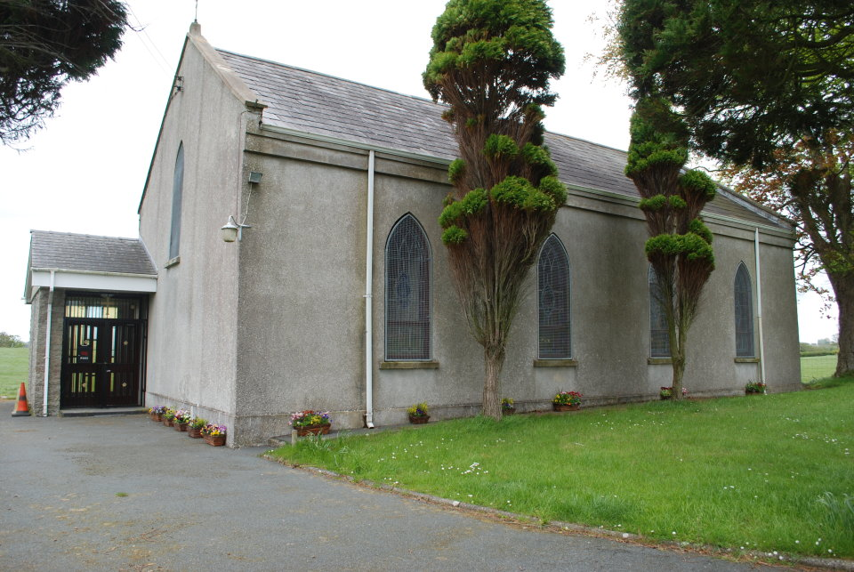 St Marys Church Ballinderry, Parish of Aghagallon and Ballinderry