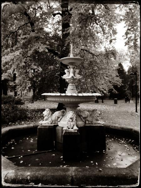 Ornamental Fountain, Tampere