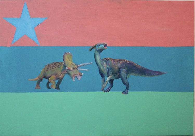 Triceratops separatist movement