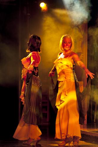 Theatre stage shots