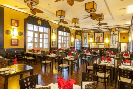 chinese restaurant interior