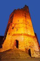 Tower Caernarfon Castle, Wales