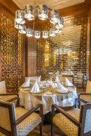 modern Turkish restaurant interior