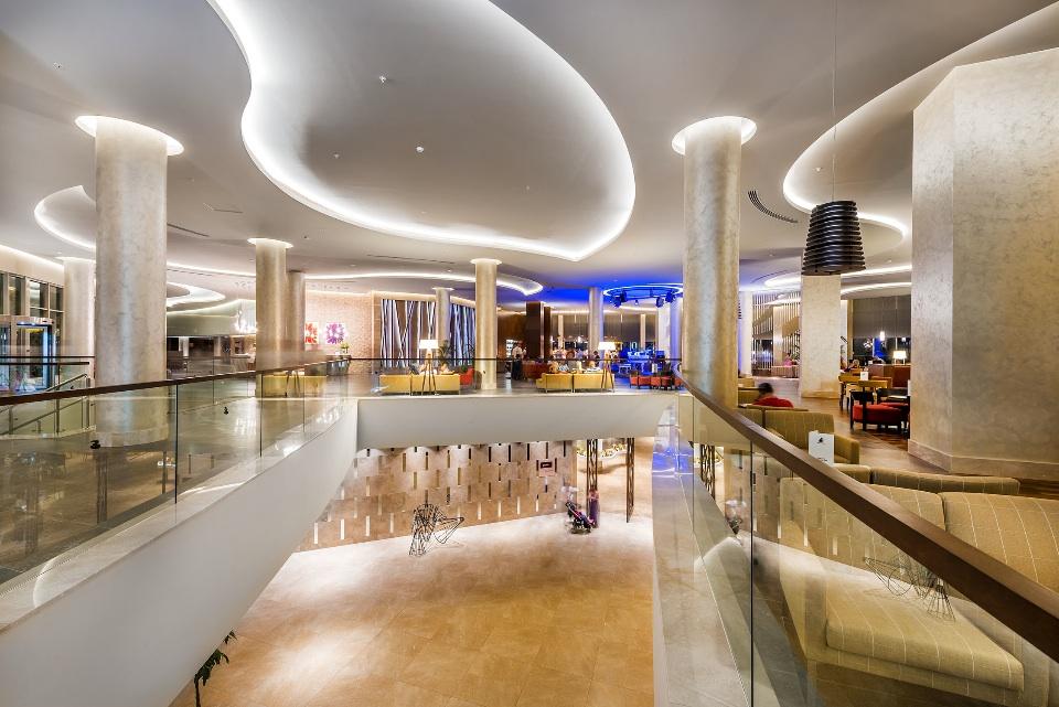 modern Hotel, Turkey