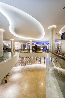 hotel interior Turkey