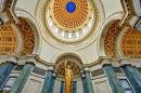 El Capitolio interior
