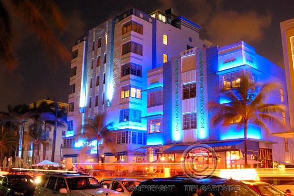floridian art deco architecture