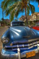 Old 50's car Havana, Cuba