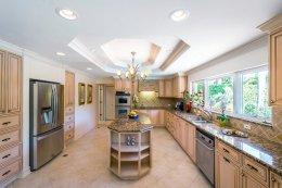 Floridian kitchen interior